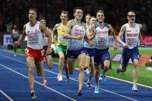 Bėgikas S. Bertašius Europos čempionato finale – šeštas