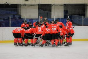 """""""Energijos"""" ledo ritulininkai nugalėjo """"Baltijos"""" ekipą"""