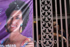 Rio de Žaneire nušauta municipalinio susirinkimo deputatė