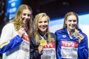 Plaukikė R. Meilutytė – Europos čempionė!