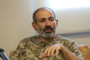 Armėnijos opozicijos lyderis ragina nutraukti protestus