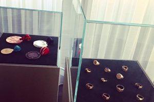 P. Jankūnas pristatė savo LKL žiedų kolekciją