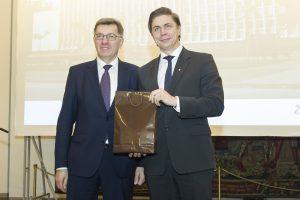 Kandidatas į ūkio ministrus: naujos pareigos – nuoseklus kopimas karjeros laiptais