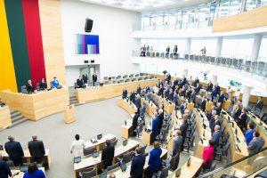 Seimas vėl svarstys Darbo kodekso pakeitimus, Pagalbinio apvaisinimo įstatymą