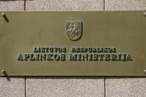Aplinkos ministerija po metų skelbia Statybų inspekcijos vadovo konkursą