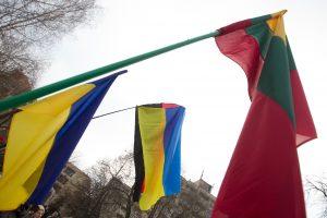 Įsigaliojus beviziam režimui, ukrainiečiai mato Vilnių kaip vartus į Europą