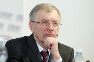 G. Kirkilas: partijos pirmininkas su savo arogancija įsivarė į kampą