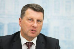 Latvijos prezidentas lieka intensyvios terapijos skyriuje