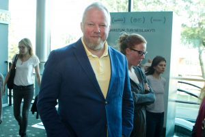 V. Radzevičius per keliones įsitikino: daug žmonių pasaulyje žino Lietuvą
