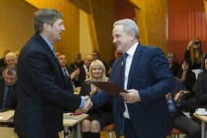 VTEK: Ignalinos rajono meras H. Šiaudinis pažeidė įstatymus