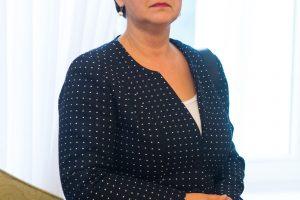 E. Janušienė: nenorėčiau, kad VMI taptų FNTT (interviu)