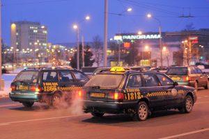 Tikina – taksi paslaugų teikėjų nykimas jau prasidėjo