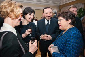 Ilgametė socialdemokratų bendražygė įsidarbino Kultūros ministerijoje