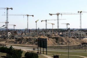 Pateikti siūlymai dėl Nacionalinio stadiono projekto