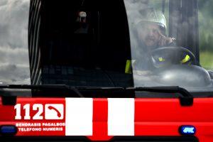 Šiauliuose per gaisrą žuvo du žmonės