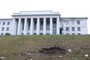 Ekspertai: vienintelis potencialus Profsąjungų rūmų pirkėjas – valstybė