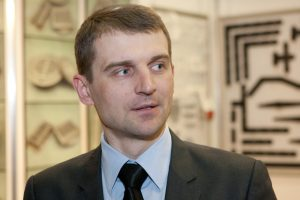 Kalėjimų departamento vadovo konkursą laimėjo anksčiau jam vadovavęs A. Norkevičius