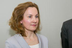 A. Vaitkunskienė galės dirbti dėstytoja universitetuose