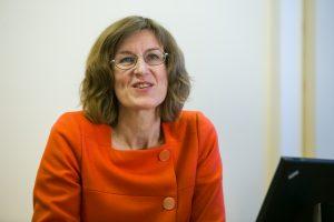 Viešųjų pirkimų tarnybos vadovė D. Vilytė: premjeras klysta