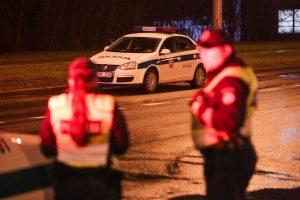 Vilniuje Turkijos diplomatas sukėlė avariją ir pasišalino iš įvykio
