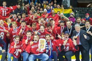 Jaunimo ledo ritulio rinktinė sieks išsaugoti vietą pasaulio čempionato IB divizione
