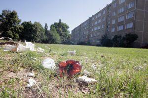 Gamtoje – atliekų keliamo pavojaus signalai