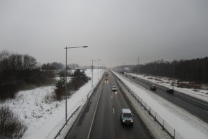 Šalies keliuose bus kuriamos pažeidimų kontrolės ir eismo stebėjimo sistemos