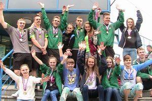 Baltijos jaunių žaidynėse – rekordinis lietuvių skaičius