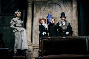 Aktorė E. Latėnaitė kviečia į šimtmečiui skirtus spektaklius