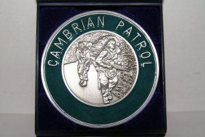 """Brigados """"Geležinis Vilkas"""" žvalgai JK įvertinti sidabro medaliu"""