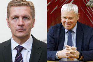Dėl galimo bendradarbiavimo A. Vaitkaus ir V. Grubliausko nuomonės išsiskyrė