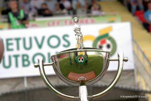 """""""Auska"""" ir """"Koralas"""" pateko į LFF taurės trečiąjį etapą"""