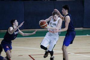 Lietuvos 16-mečiai krepšininkai turnyre Turkijoje užėmė antrąją vietą