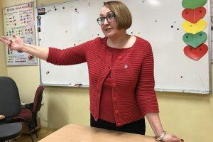 Nemenčinėje dirbanti mokytoja: niekada neverkiau tiek, kiek šiemet