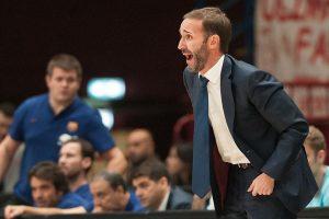 """""""Barcelona"""" atleido vyriausiąjį trenerį"""