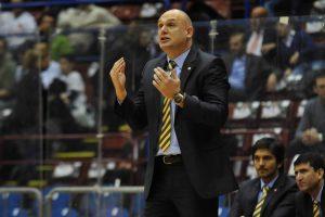 """Iš """"Maccabi"""" trenerio lūpų – įspėjimas P. Jankūnui"""