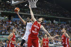 Olimpinis atrankos turnyras: Italijos krepšininkai įveikė kroatus