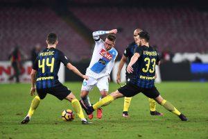 """""""Serie A"""": """"Napoli"""" sutriuškino Milano """"Inter"""""""