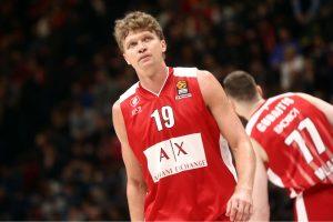 Lietuvos krepšininkai prie Milano ekipos pergalės prisidėjo 23 taškais
