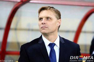 E. Jankauskas prognozuoja intrigą LFF taurės finale