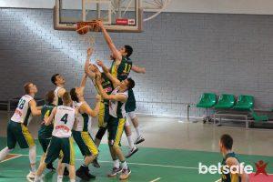 Lietuvos dvidešimtmečiai krepšininkai sutrypė Juodkalniją