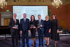 Apdovanotos iniciatyvos, padedančios emigrantams grįžti