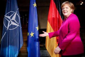 Miuncheno saugumo konferencija: A. Merkel ir S. Lavrovas ragina bendradarbiauti
