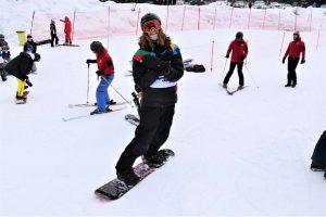 Snieglentininkas M. Morauskas EYOF finale liko per žingsnį nuo medalio