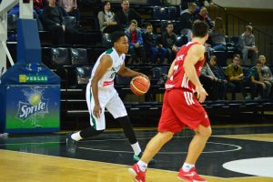 """FIBA Europos taurė: """"Nevėžis"""" sutriuškino """"Benfica"""" krepšininkus"""