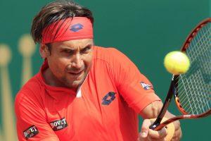 Lyderiai iškopė į teniso turnyro aštuntfinalį Vienoje