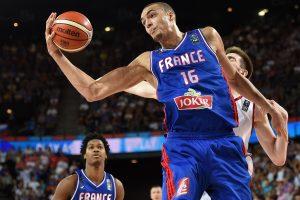 Prancūzijos krepšininkai pratęsė pergalių seriją Senojo žemyno pirmenybėse