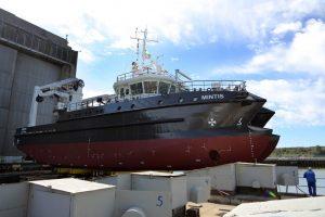 """Olandų ekspertai nuskendusio lėktuvo apžiūros operacijai žada rinktis laivą """"Mintis"""