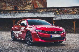 """""""Lietuvos metų automobilis 2019"""" konkurso nugalėtoju tapo """"Peugeot 508"""""""