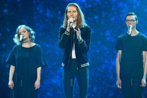 """G. Vagelis: """"Eurovizijoje"""" atlikti savo kūrybos dainą – žymiai didesnė atsakomybė"""